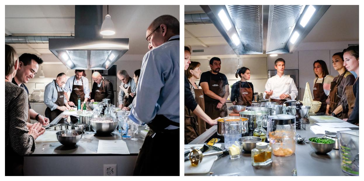 """Teambuilding masterchef - Envie d'un défi pimenté?</p>Tentez l'atelier de cuisine """"Masterchef"""""""