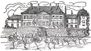 portesdesiris chateauactuel 300x170 - Das Anwesen