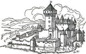 portesdesiris chateaufort 300x191 - Das Anwesen
