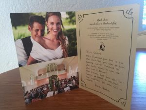 img 0164 300x225 - Save the date, invitations, thank you cards and stationery: we give you the best ideas!