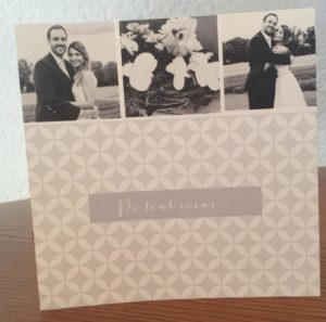 img 0169 e1502973809235 300x297 - Save the date, invitations, thank you cards and stationery: we give you the best ideas!