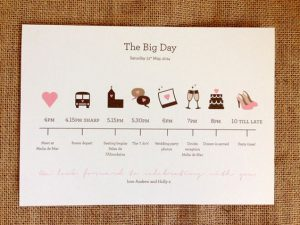 invitation 300x225 - Save the date, invitations, thank you cards and stationery: we give you the best ideas!