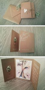 invitation 7 150x300 - Save the date, invitations, thank you cards and stationery: we give you the best ideas!