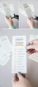 invitation 9 133x300 - Save the date, invitations, thank you cards and stationery: we give you the best ideas!
