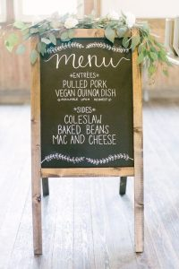 menu 3 200x300 - Save the date, invitations, thank you cards and stationery: we give you the best ideas!