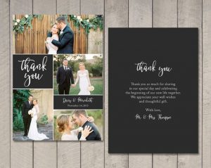 merci 2 300x239 - Save the date, invitations, thank you cards and stationery: we give you the best ideas!