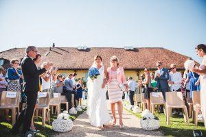 nadiaetthomas 145 300x200 - Le fameux, l'unique... le bouquet de la mariée!