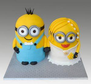 eab531ad59e17fbf6cdfcfd43322c23d 300x278 - Le célèbre gâteau des mariés ... une tradition?