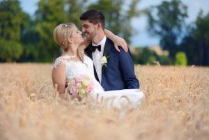taniaetdavid ble2 300x201 - 10 tips pour votre journée de mariage!
