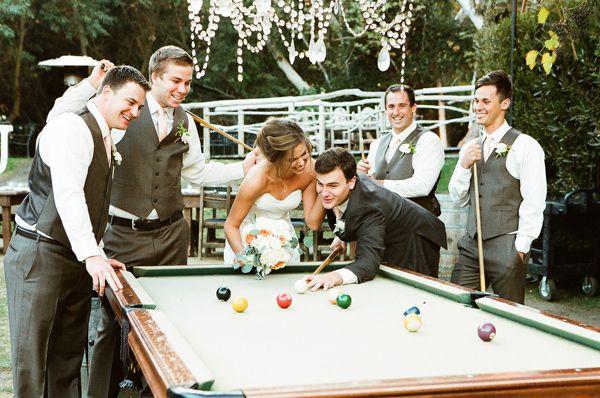 billard - Avez-vous pensé à uneanimationpendant votre mariage ?