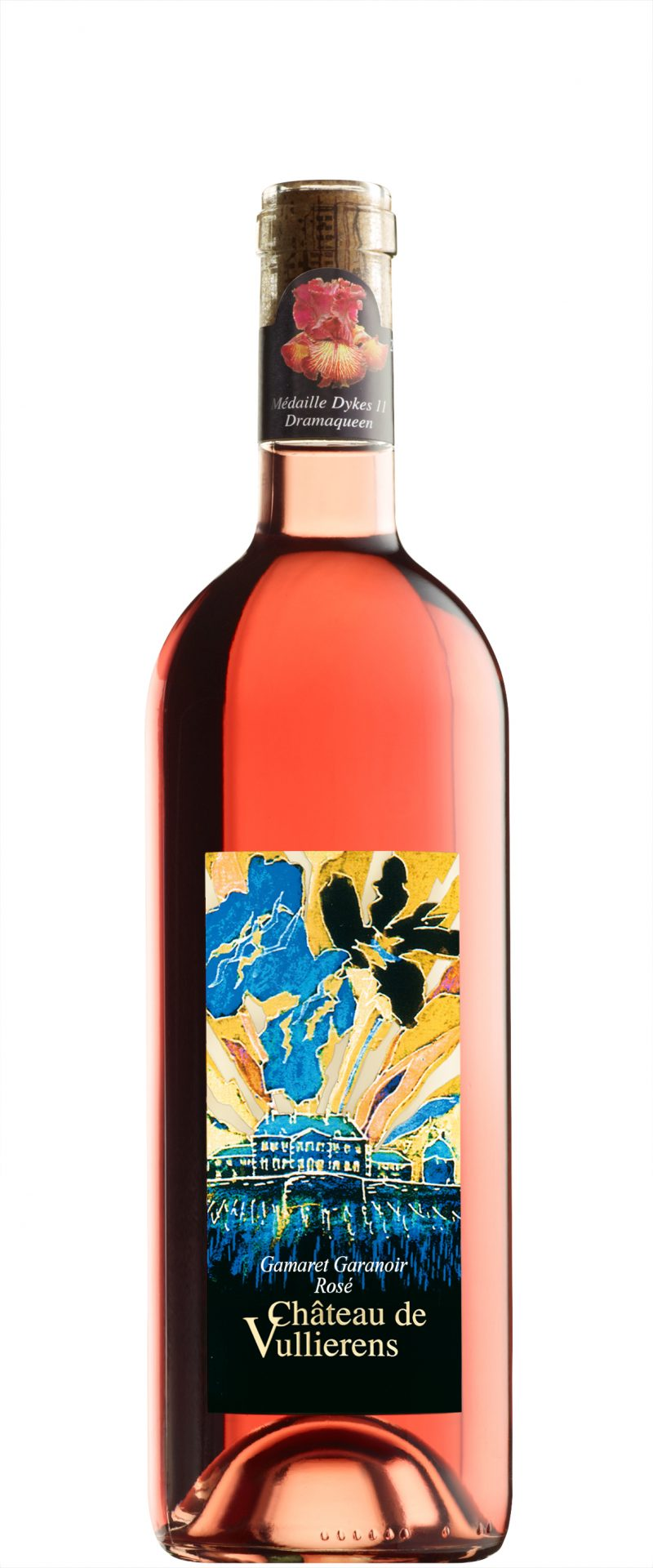 gamaret garanoir rose 2011 wht - Le domaine