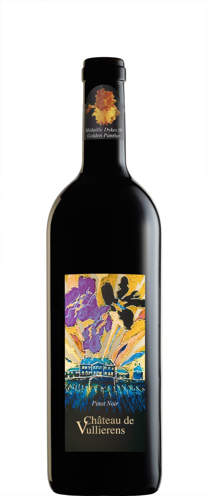 vin pinot noir wht - Le domaine