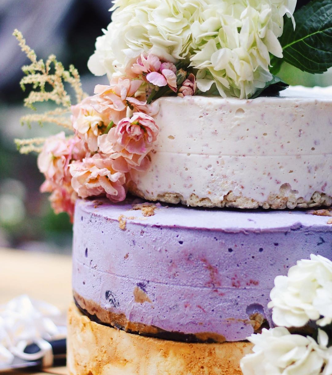 gateau de mariage on remplace la piece montee par de la glace 5406f25387c9293ce15a35218c5cc5fec7ea9901 - In Summer - Brighten your wedding with the soft rays of the sun!